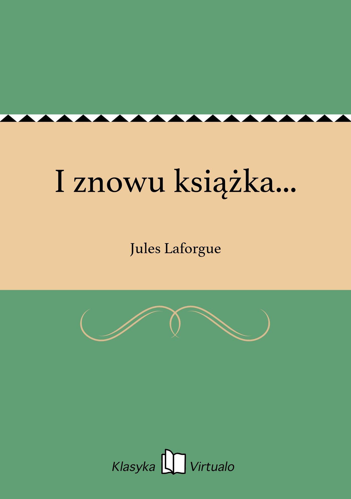I znowu książka... - Ebook (Książka na Kindle) do pobrania w formacie MOBI