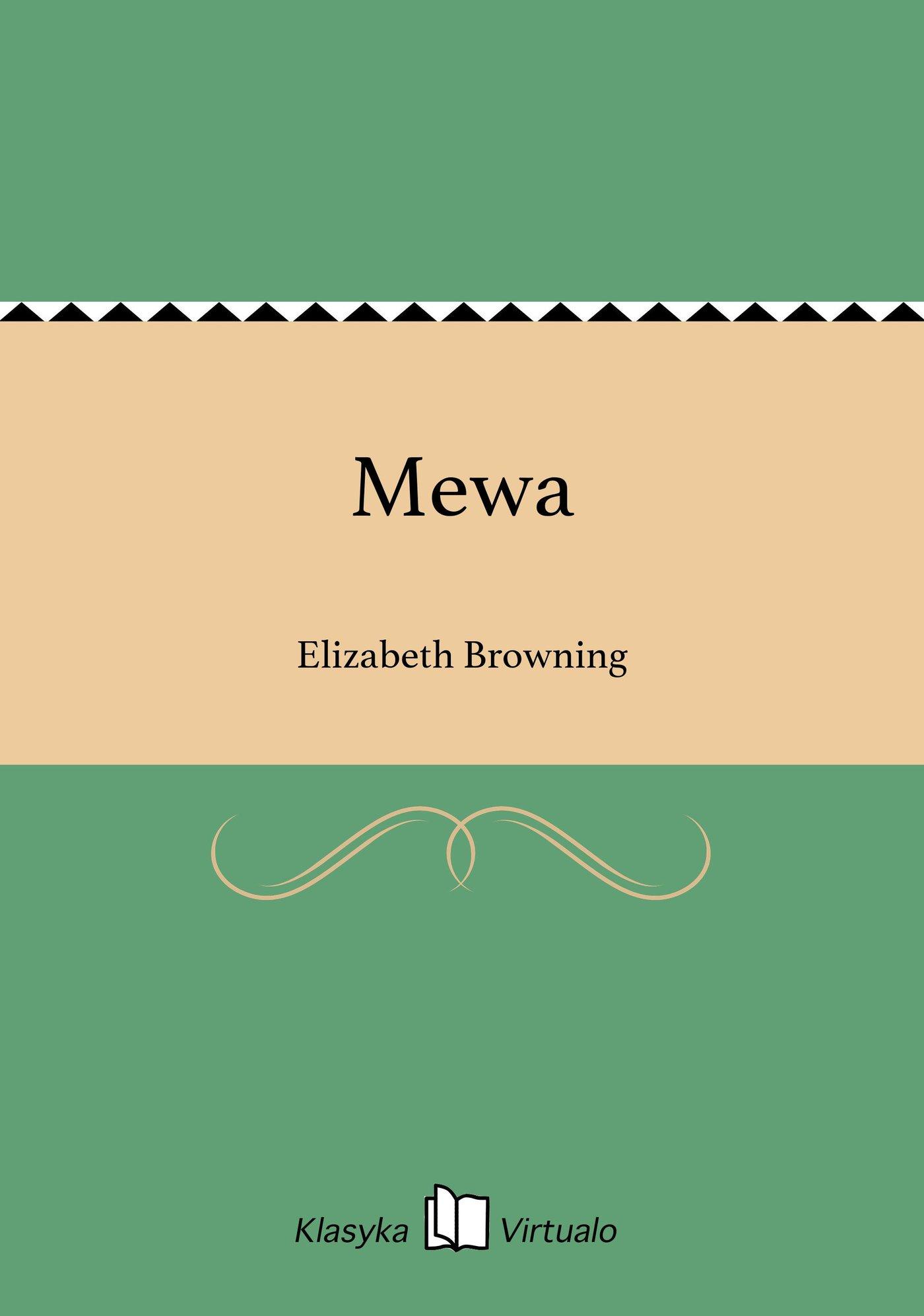 Mewa - Ebook (Książka na Kindle) do pobrania w formacie MOBI