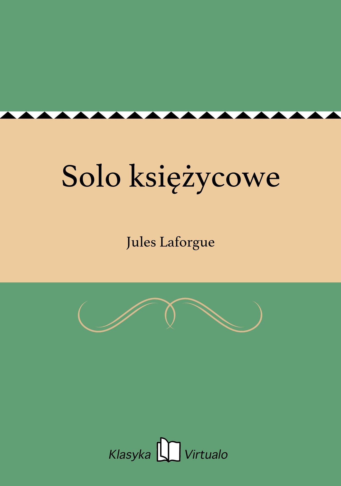 Solo księżycowe - Ebook (Książka na Kindle) do pobrania w formacie MOBI