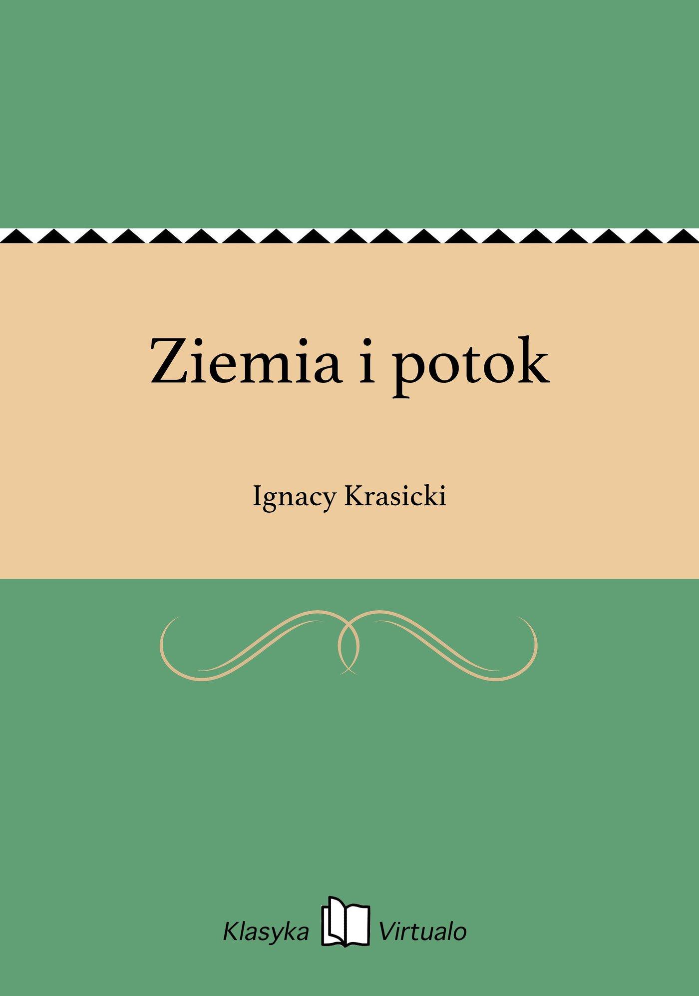 Ziemia i potok - Ebook (Książka na Kindle) do pobrania w formacie MOBI