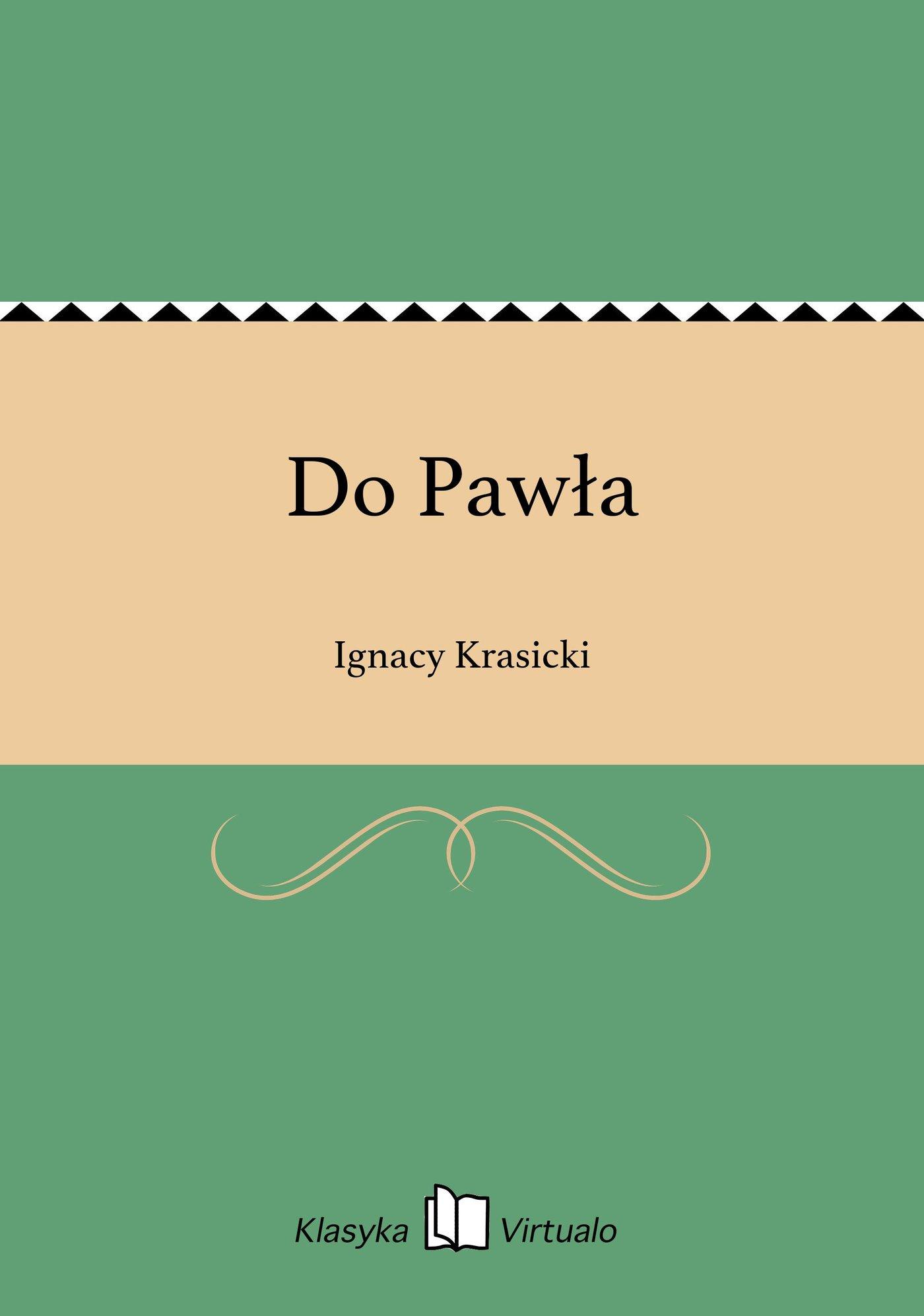 Do Pawła - Ebook (Książka na Kindle) do pobrania w formacie MOBI