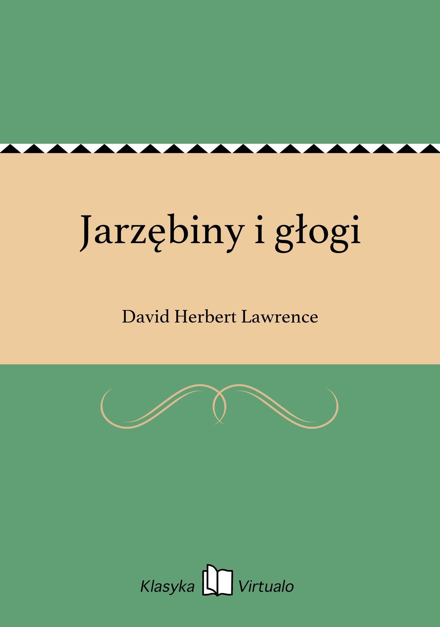 Jarzębiny i głogi - Ebook (Książka na Kindle) do pobrania w formacie MOBI