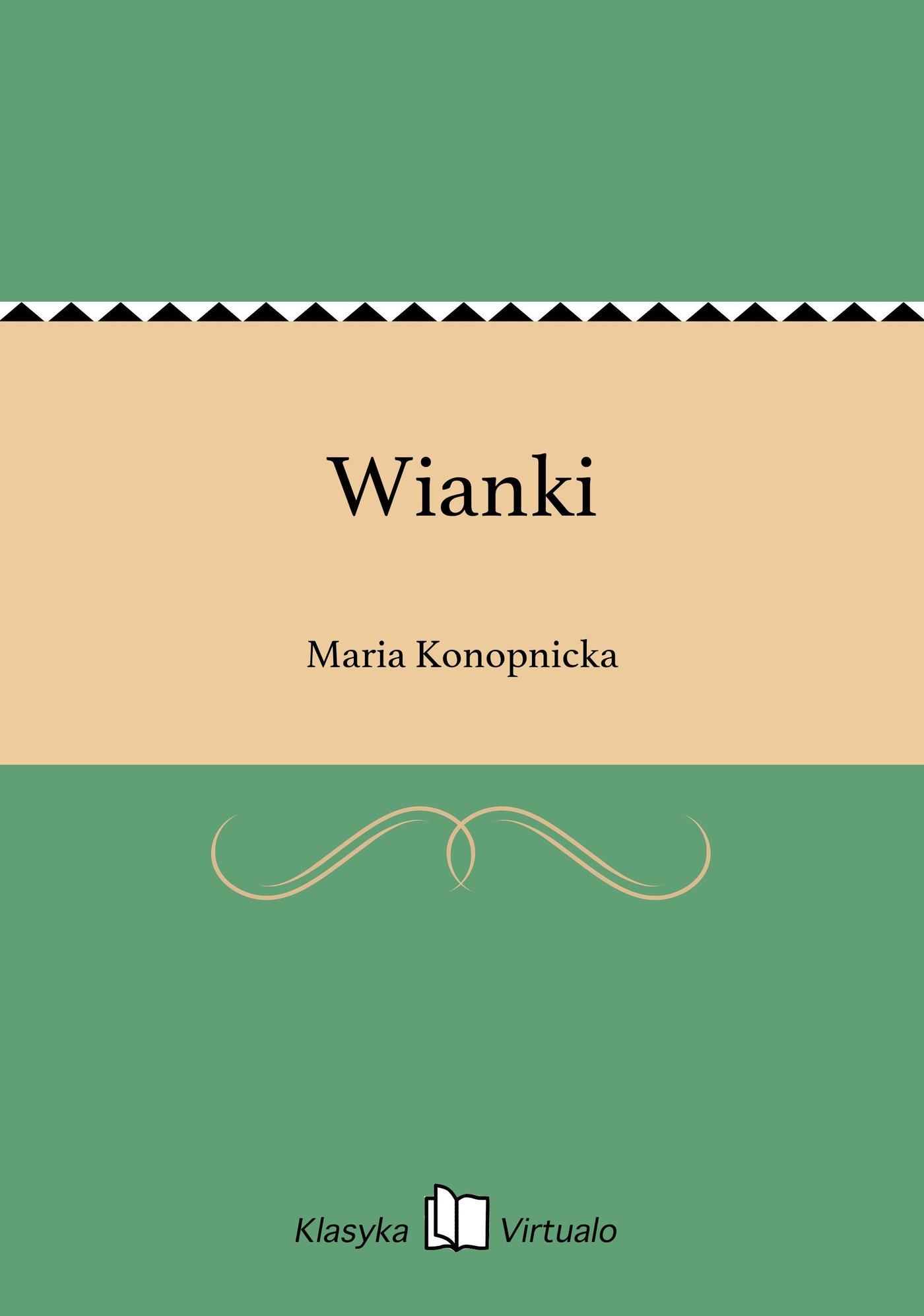 Wianki - Ebook (Książka na Kindle) do pobrania w formacie MOBI