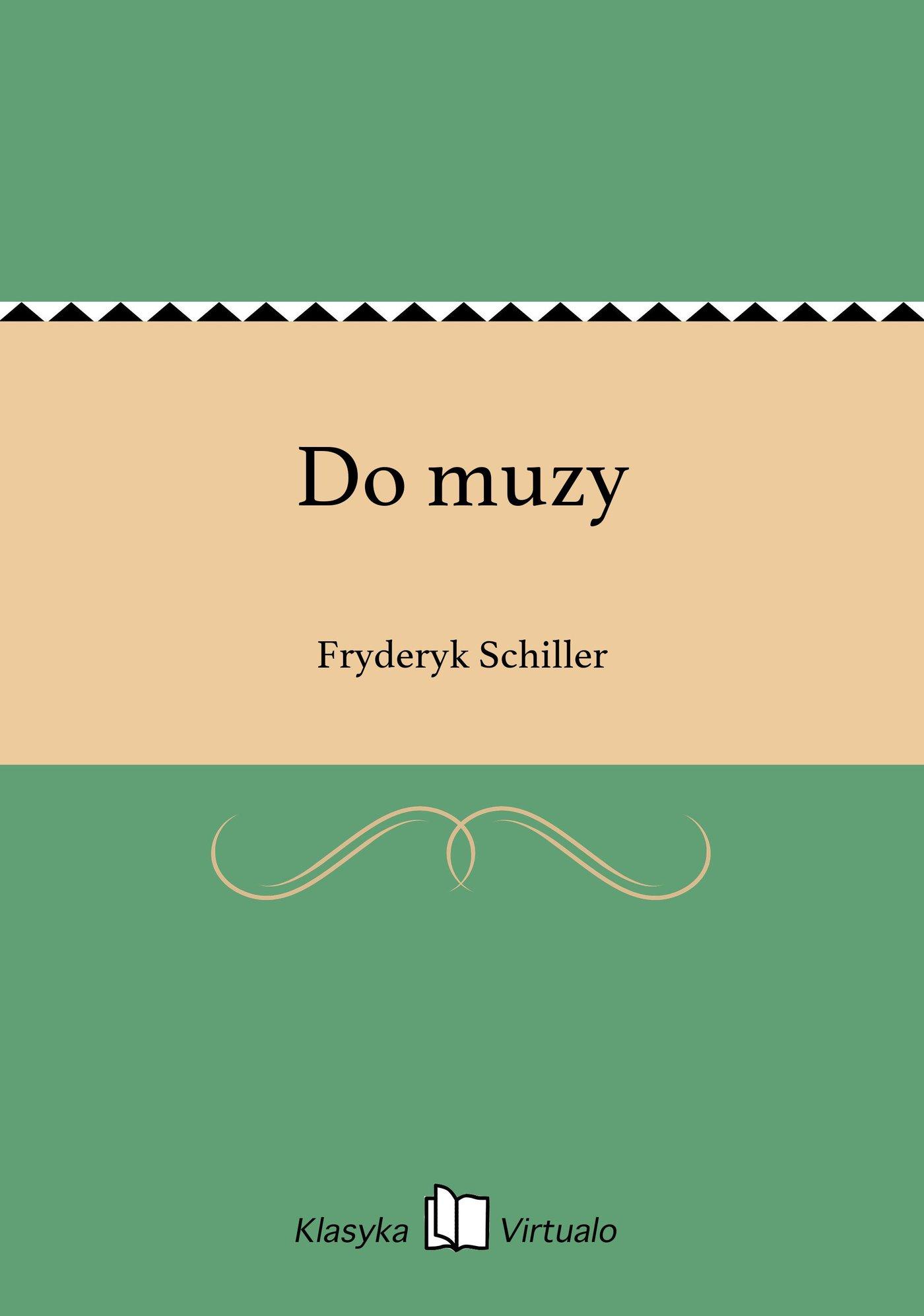 Do muzy - Ebook (Książka na Kindle) do pobrania w formacie MOBI