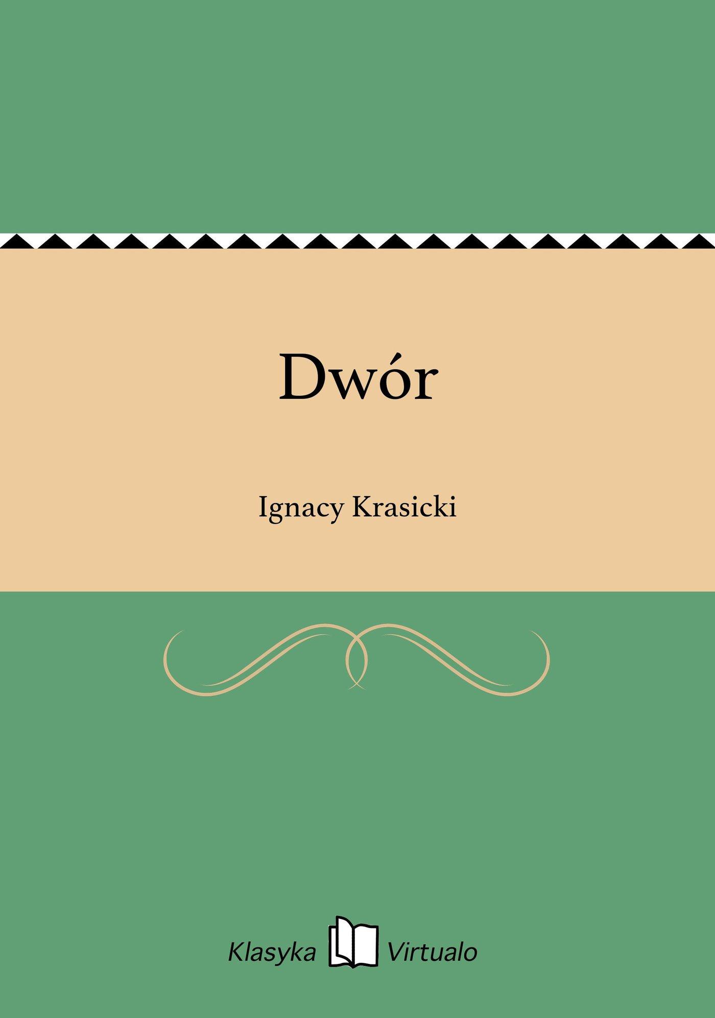 Dwór - Ebook (Książka na Kindle) do pobrania w formacie MOBI