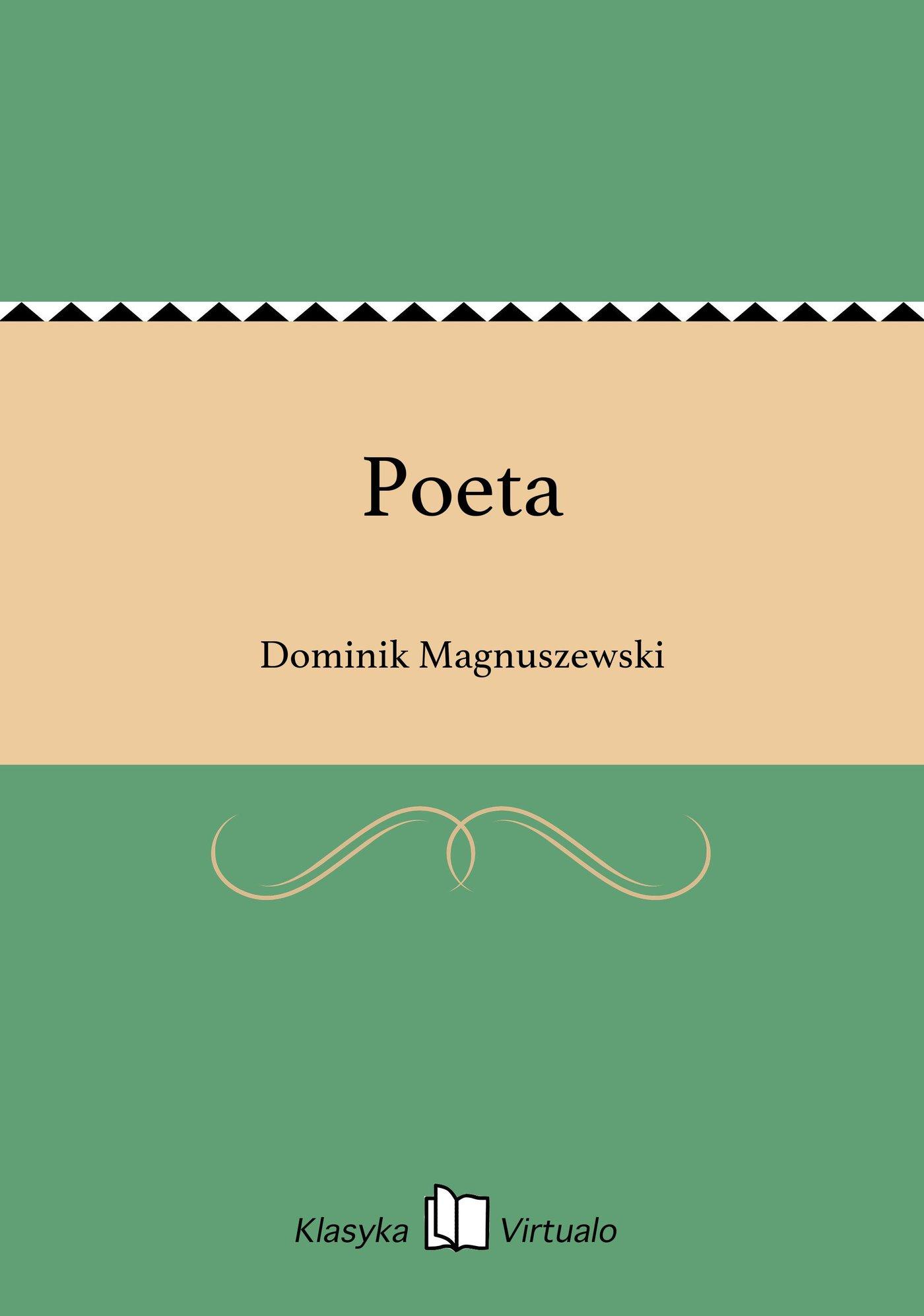 Poeta - Ebook (Książka na Kindle) do pobrania w formacie MOBI