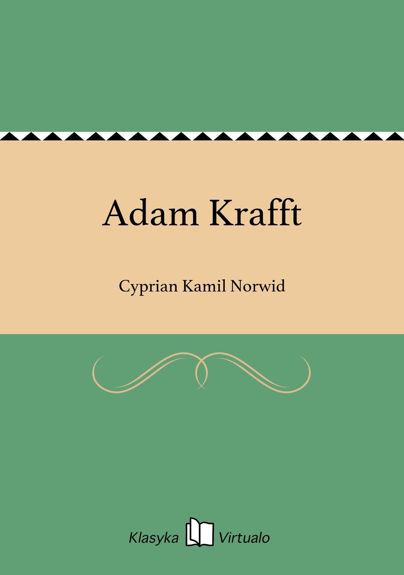 Adam Krafft - Ebook (Książka na Kindle) do pobrania w formacie MOBI