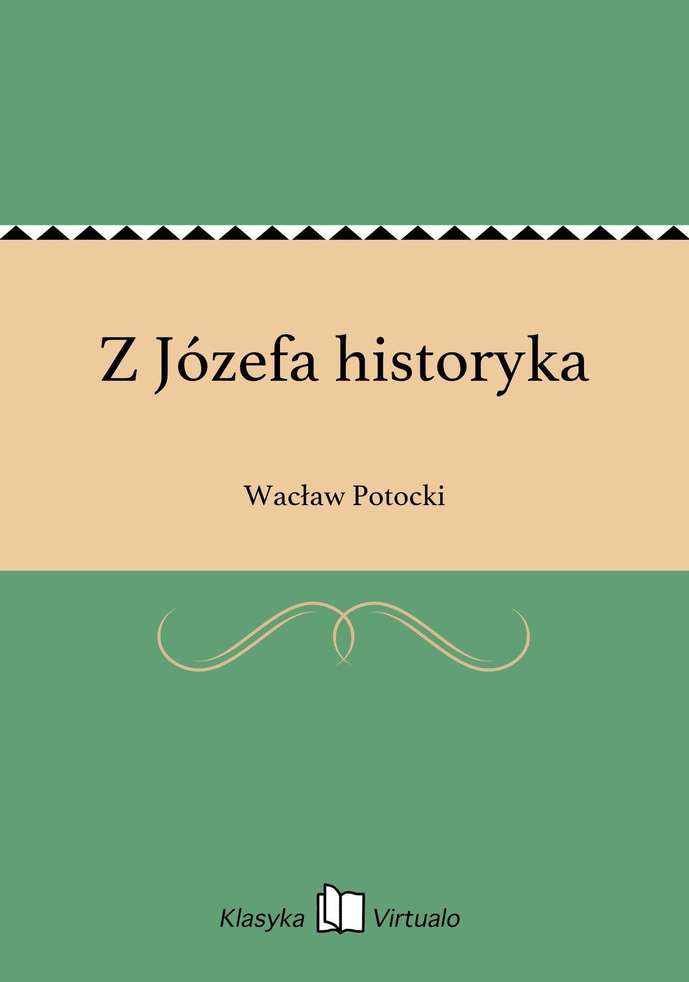 Z Józefa historyka - Ebook (Książka na Kindle) do pobrania w formacie MOBI