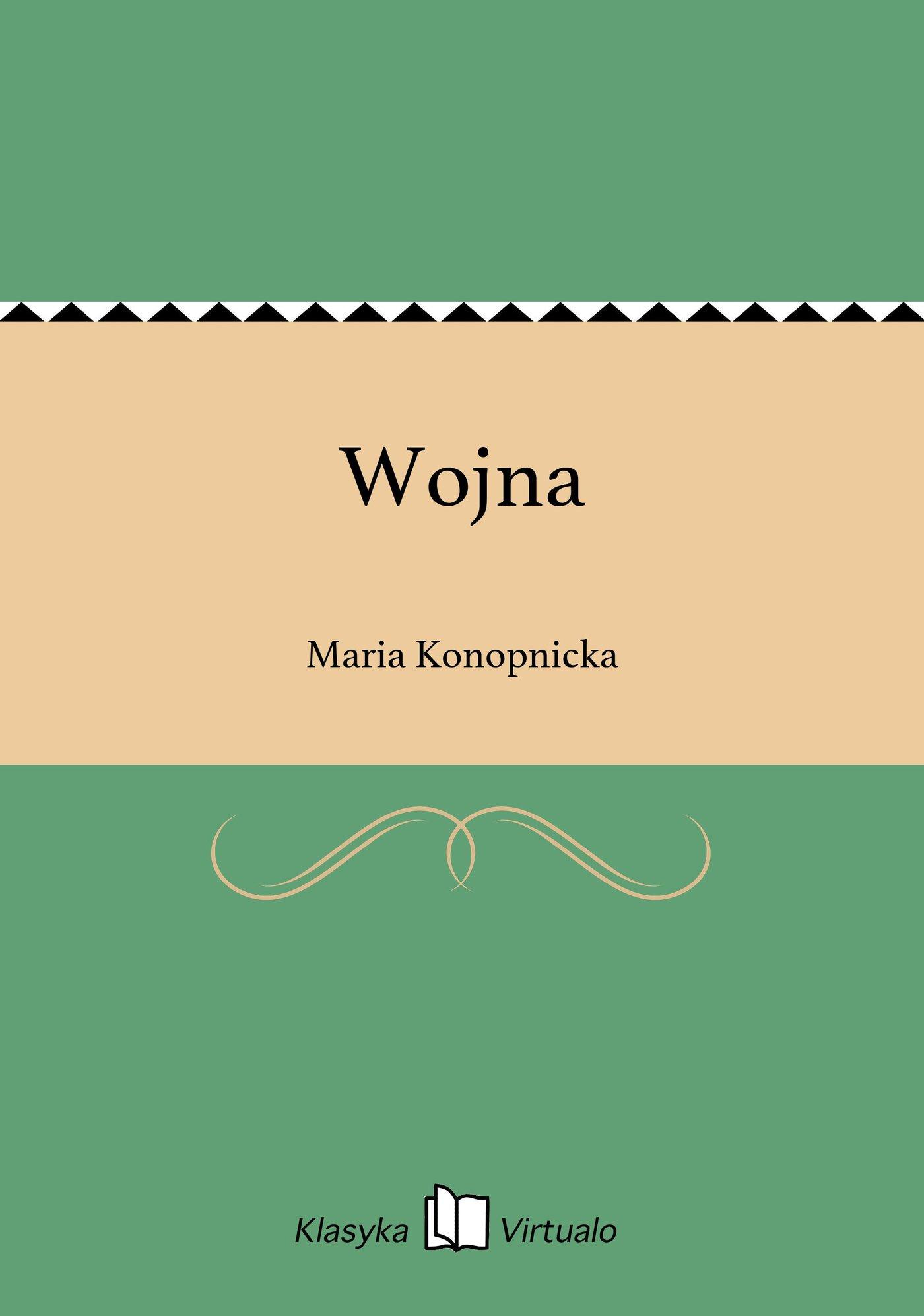 Wojna - Ebook (Książka na Kindle) do pobrania w formacie MOBI