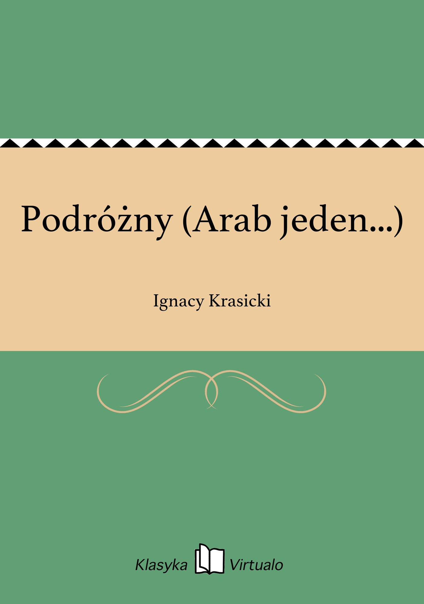 Podróżny (Arab jeden...) - Ebook (Książka na Kindle) do pobrania w formacie MOBI