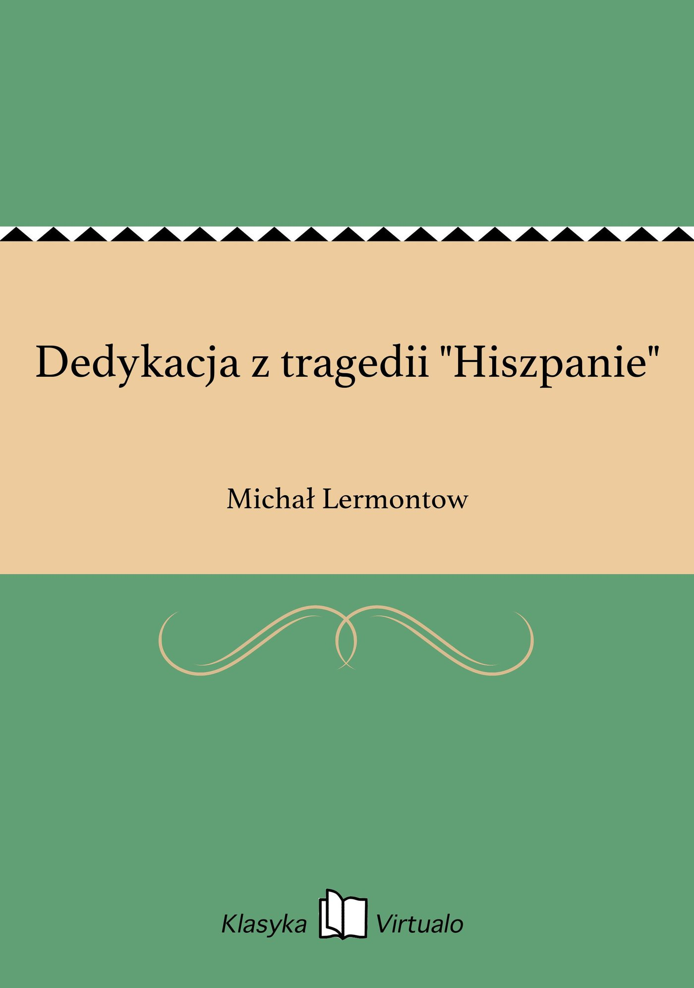 """Dedykacja z tragedii """"Hiszpanie"""" - Ebook (Książka na Kindle) do pobrania w formacie MOBI"""