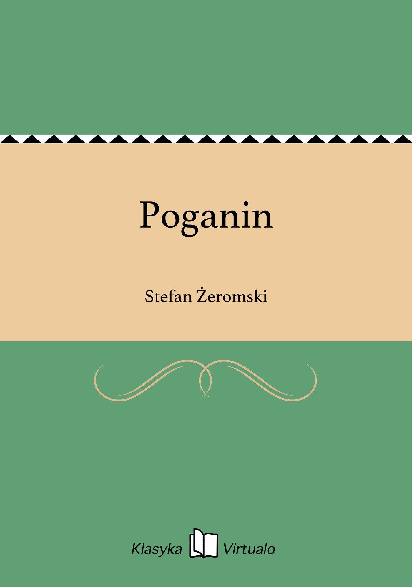 Poganin - Ebook (Książka na Kindle) do pobrania w formacie MOBI