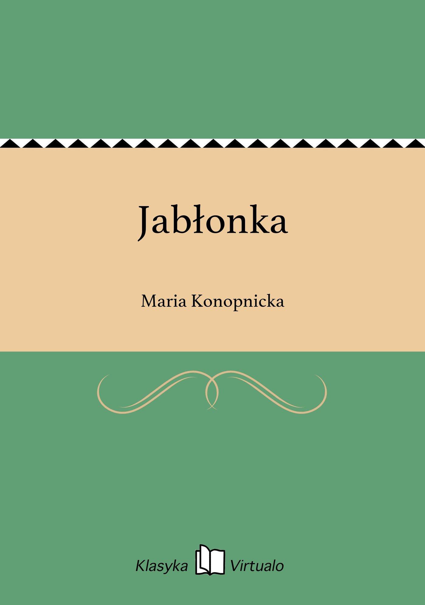 Jabłonka - Ebook (Książka na Kindle) do pobrania w formacie MOBI
