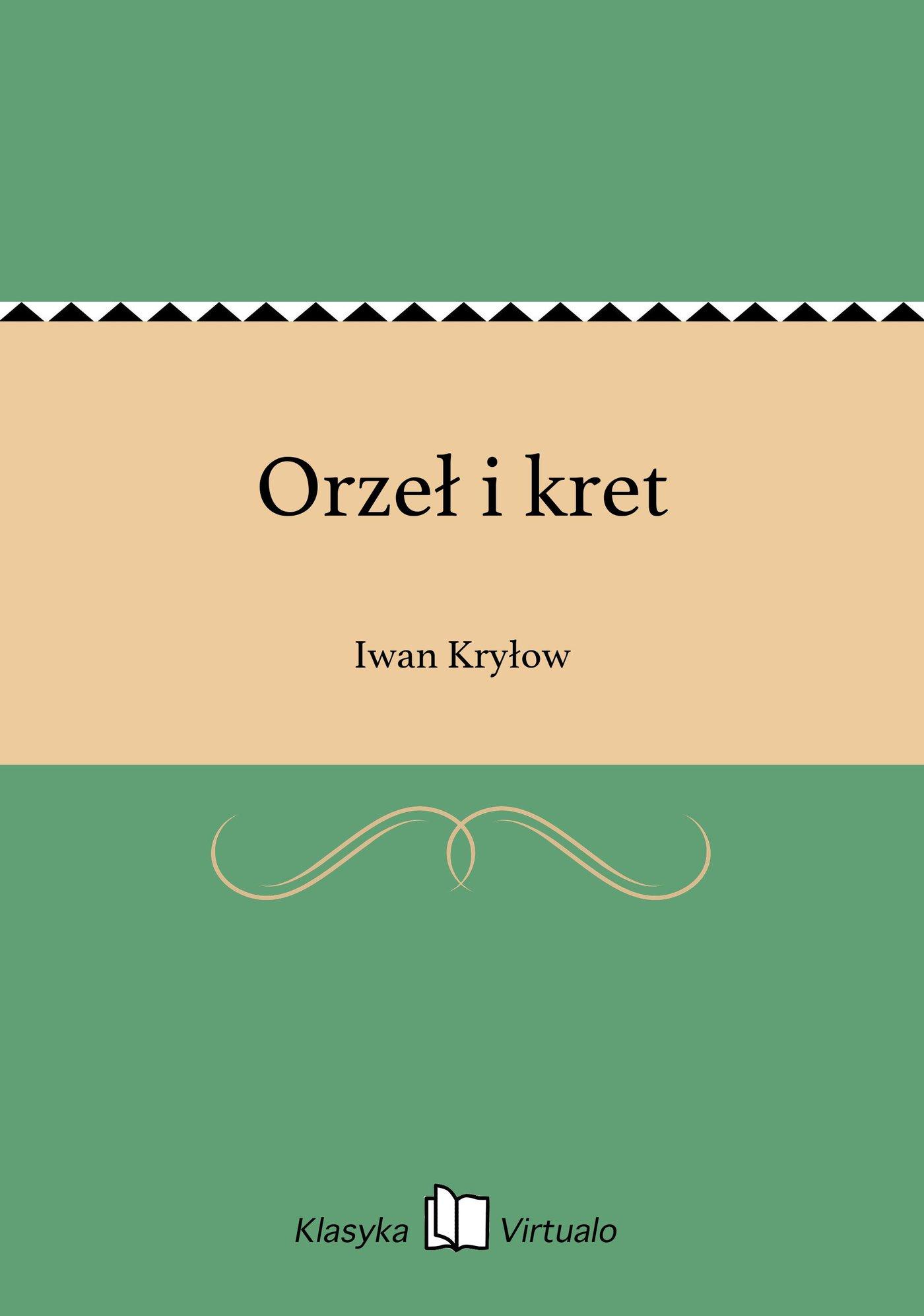 Orzeł i kret - Ebook (Książka na Kindle) do pobrania w formacie MOBI