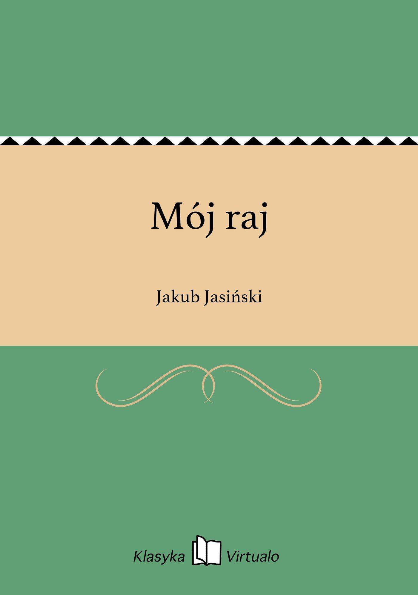 Mój raj - Ebook (Książka na Kindle) do pobrania w formacie MOBI