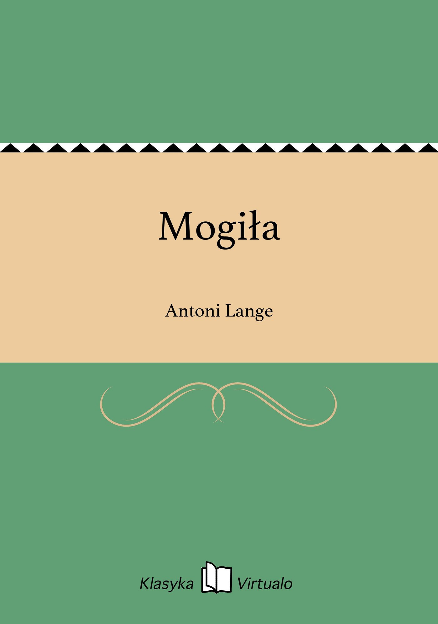 Mogiła - Ebook (Książka na Kindle) do pobrania w formacie MOBI