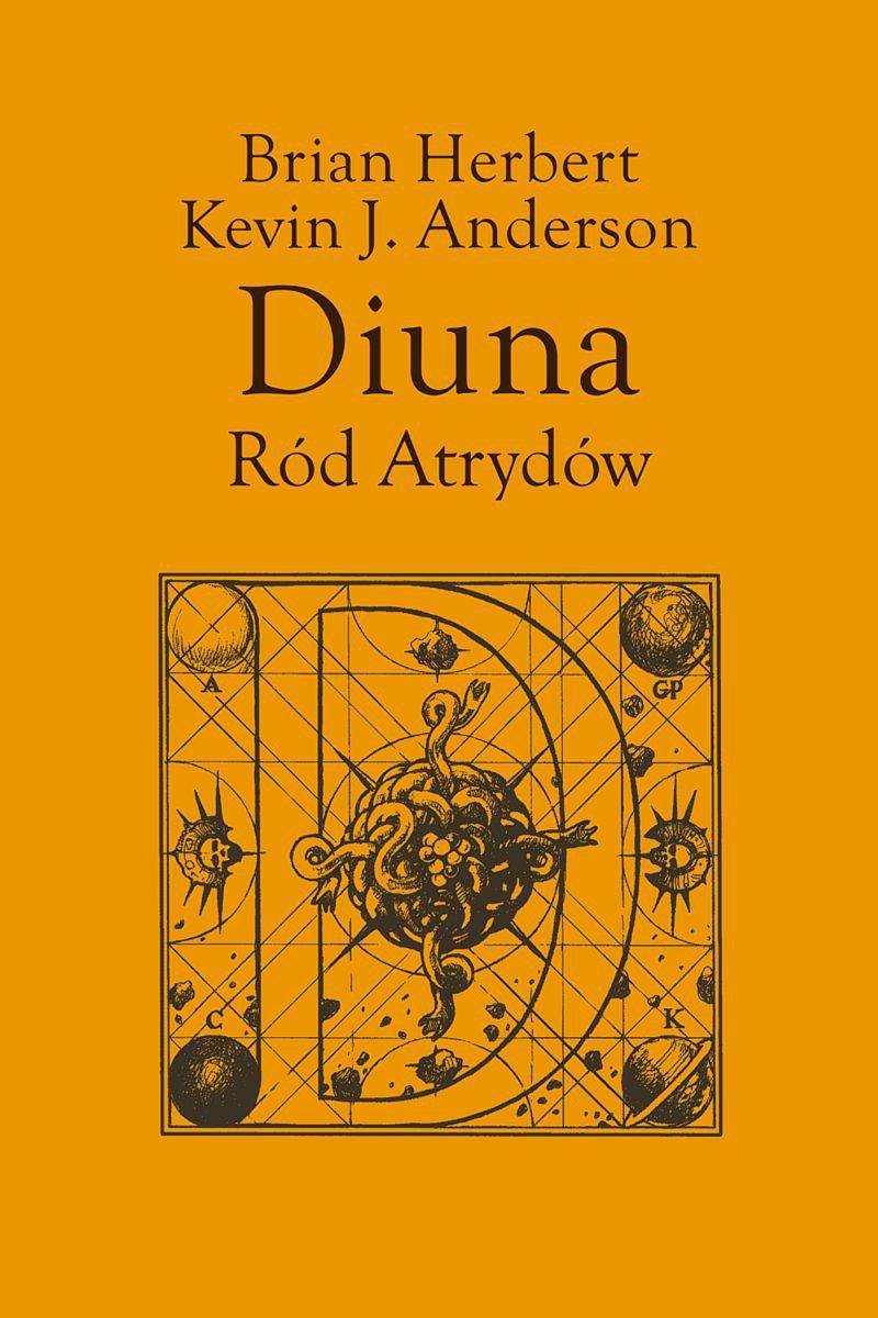 Diuna. Ród Atrydów - Ebook (Książka EPUB) do pobrania w formacie EPUB