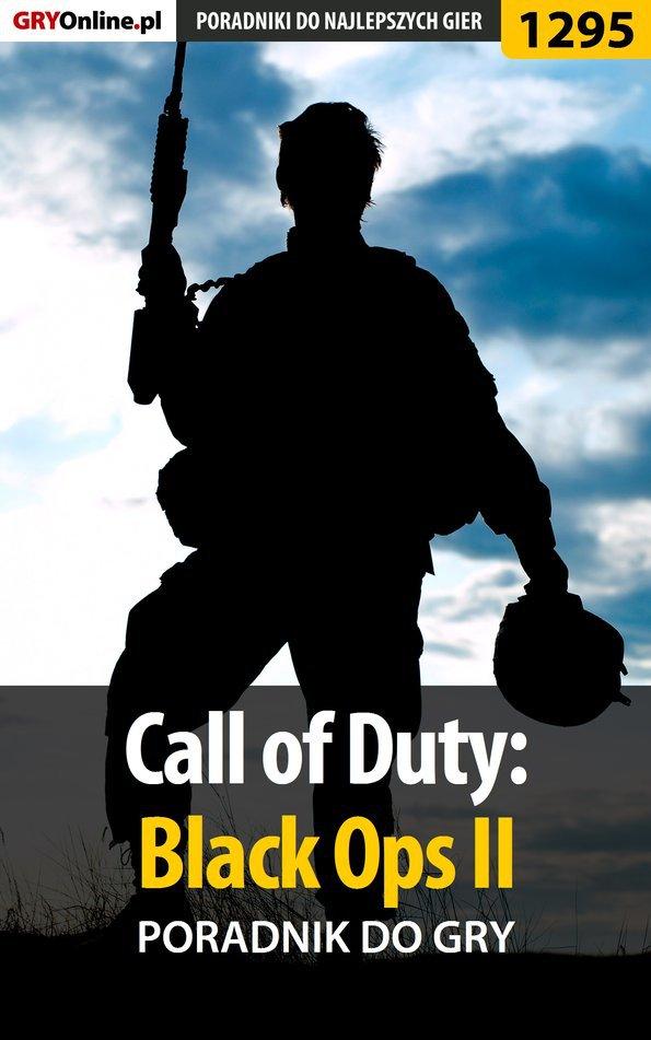 Call of Duty: Black Ops II - poradnik do gry - Ebook (Książka PDF) do pobrania w formacie PDF