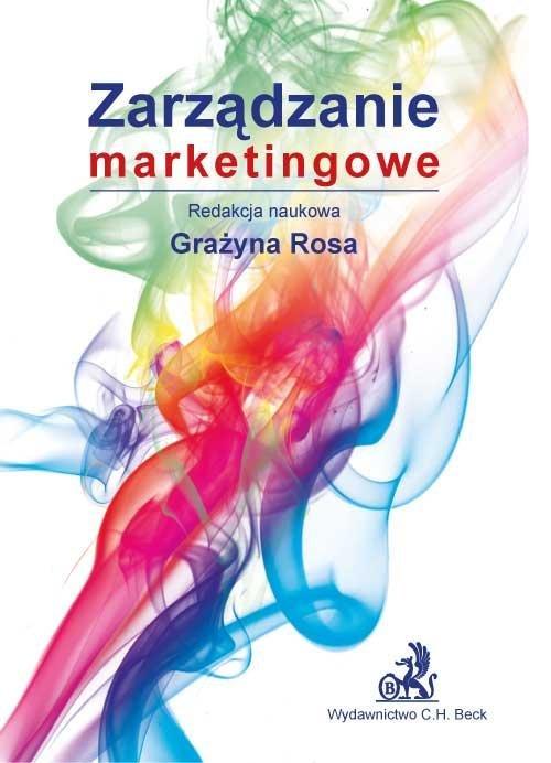 Zarządzanie marketingowe - Ebook (Książka PDF) do pobrania w formacie PDF