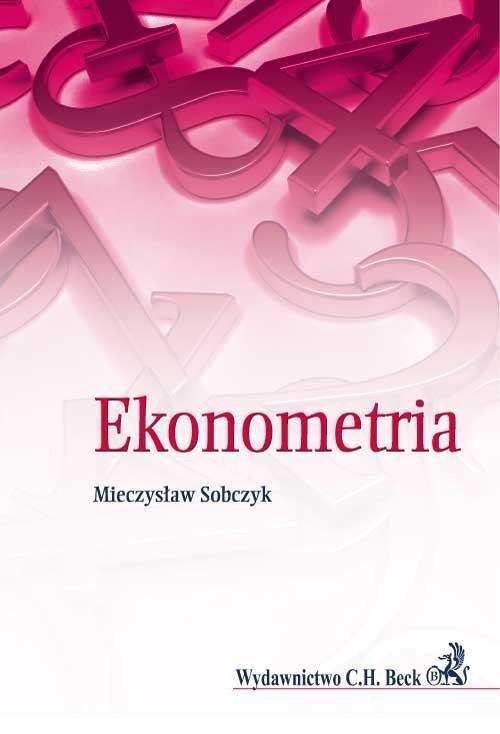 Ekonometria - Ebook (Książka PDF) do pobrania w formacie PDF
