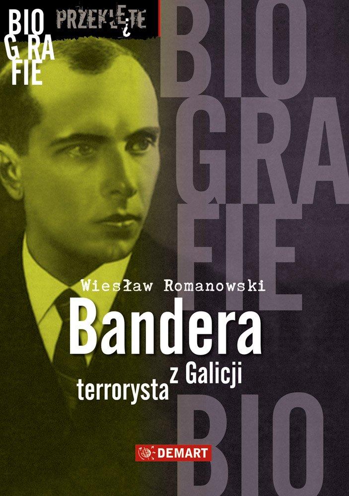 Bandera. Terrorysta z Galicji - Ebook (Książka EPUB) do pobrania w formacie EPUB