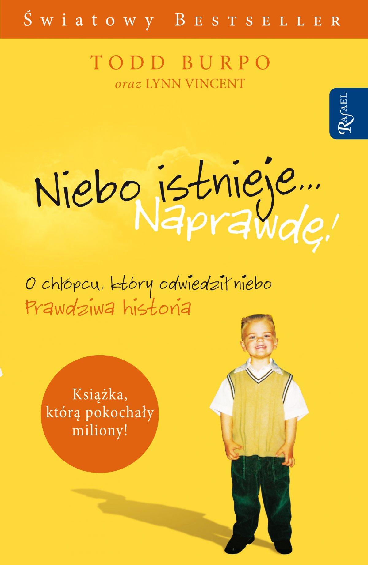 Niebo istnieje... Naprawdę! Niesamowita historia małego chłopca o wyprawie do nieba i z powrotem - Ebook (Książka na Kindle) do pobrania w formacie MOBI