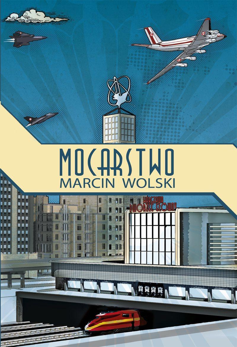 Mocarstwo - Ebook (Książka na Kindle) do pobrania w formacie MOBI