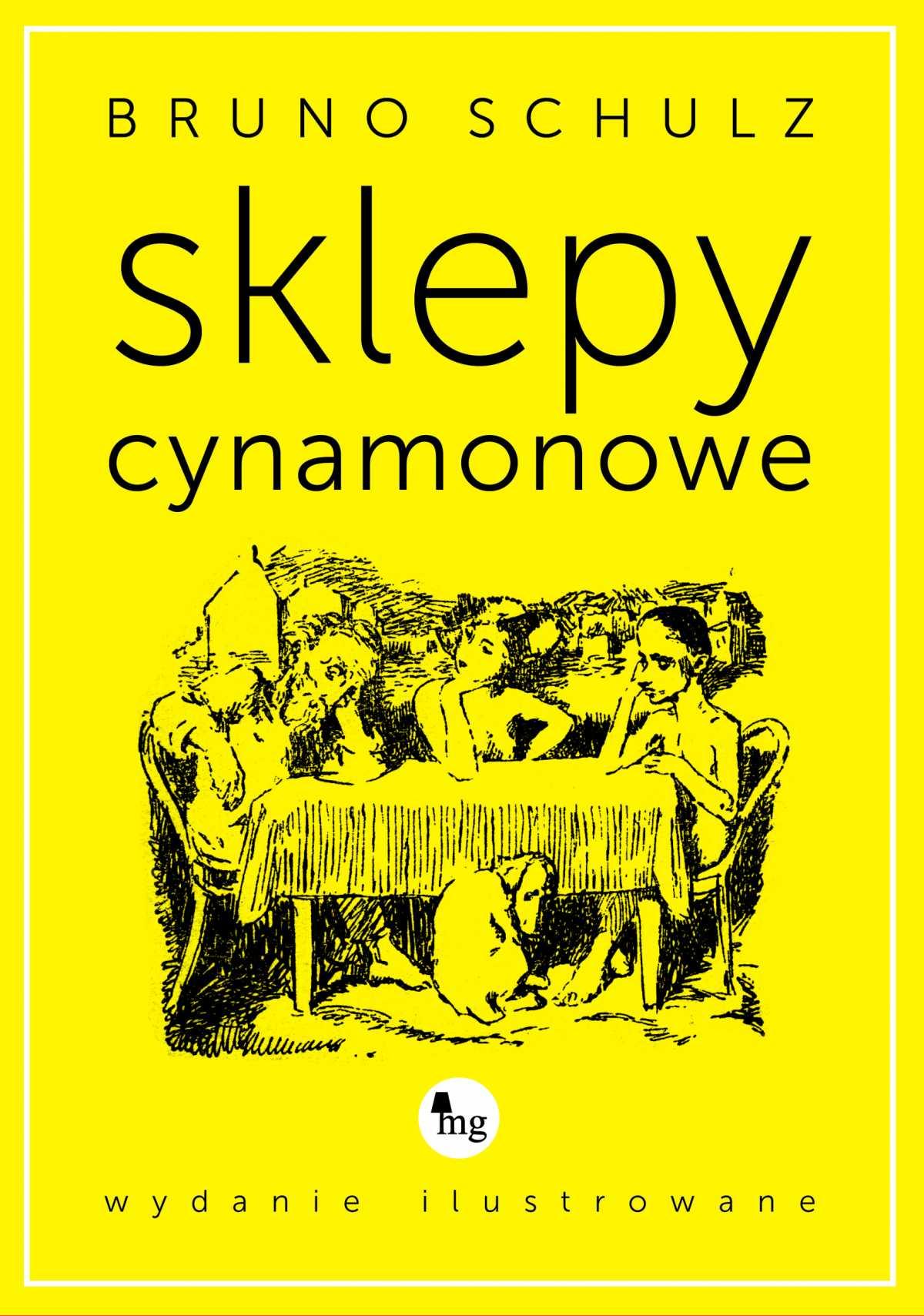 Sklepy cynamonowe - wydanie ilustrowane - Ebook (Książka EPUB) do pobrania w formacie EPUB
