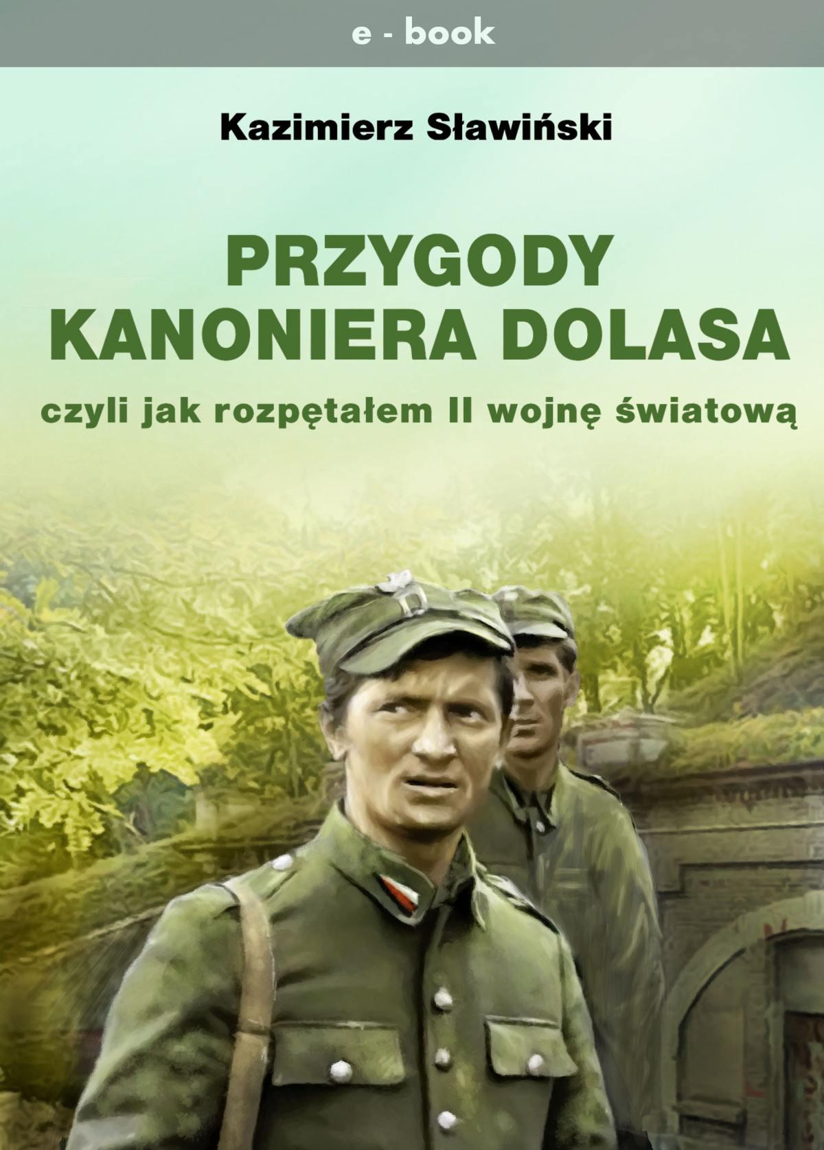 Przygody Kanoniera Dolasa - Ebook (Książka EPUB) do pobrania w formacie EPUB