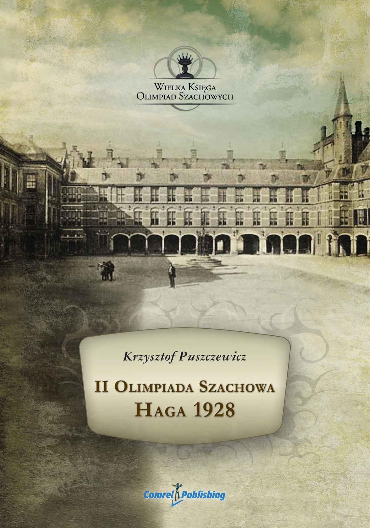 II Olimpiada Szachowa - Haga 1928 - Ebook (Książka na Kindle) do pobrania w formacie MOBI