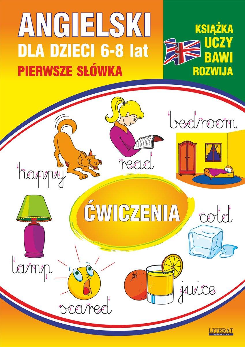 Angielski dla dzieci 11. Pierwsze słówka. Ćwiczenia. 6-8 lat - Ebook (Książka PDF) do pobrania w formacie PDF