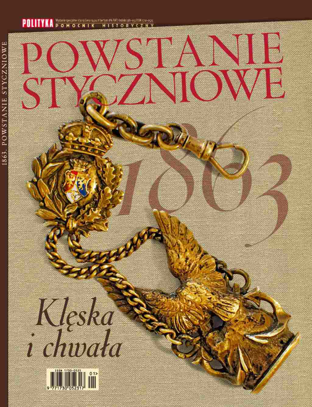 Pomocnik Historyczny: Powstanie Styczniowe - Ebook (Książka PDF) do pobrania w formacie PDF