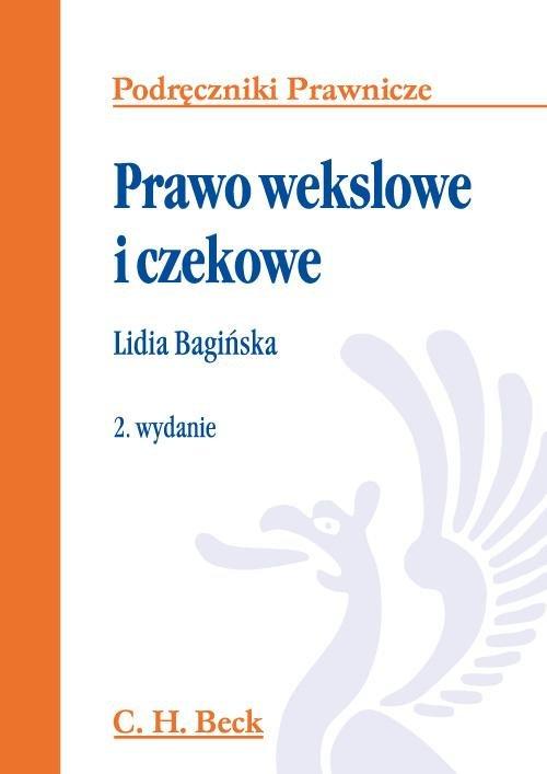 Prawo wekslowe i czekowe - Ebook (Książka PDF) do pobrania w formacie PDF