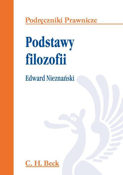 Podstawy filozofii - Ebook (Książka PDF) do pobrania w formacie PDF