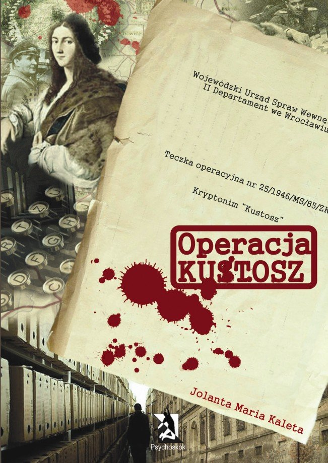Operacja Kustosz - Ebook (Książka EPUB) do pobrania w formacie EPUB