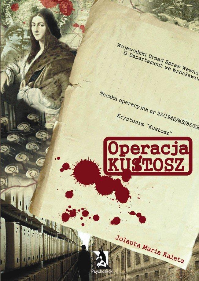 Operacja Kustosz - Ebook (Książka na Kindle) do pobrania w formacie MOBI