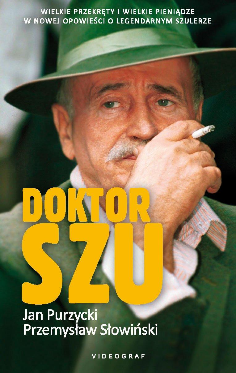 Doktor Szu - Ebook (Książka EPUB) do pobrania w formacie EPUB