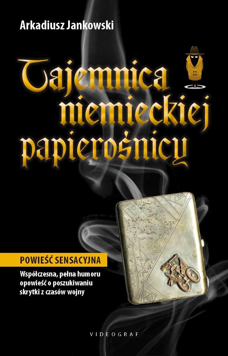 Tajemnica niemieckiej papierośnicy - Ebook (Książka EPUB) do pobrania w formacie EPUB