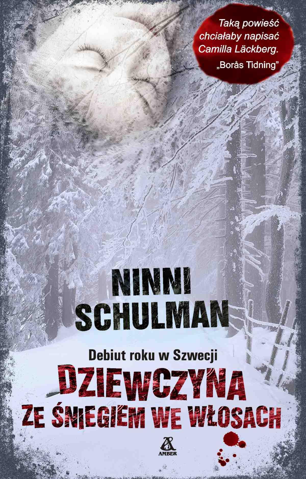 Dziewczyna ze śniegiem we włosach - Ebook (Książka EPUB) do pobrania w formacie EPUB