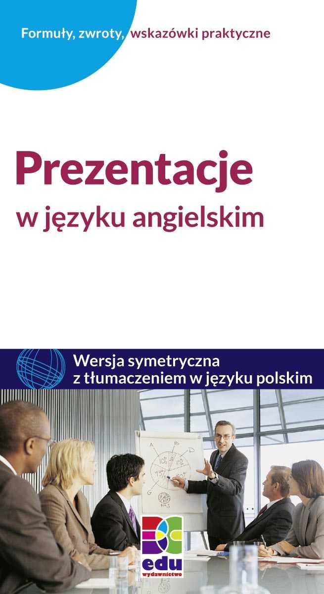 Prezentacje w języku angielskim - Ebook (Książka PDF) do pobrania w formacie PDF