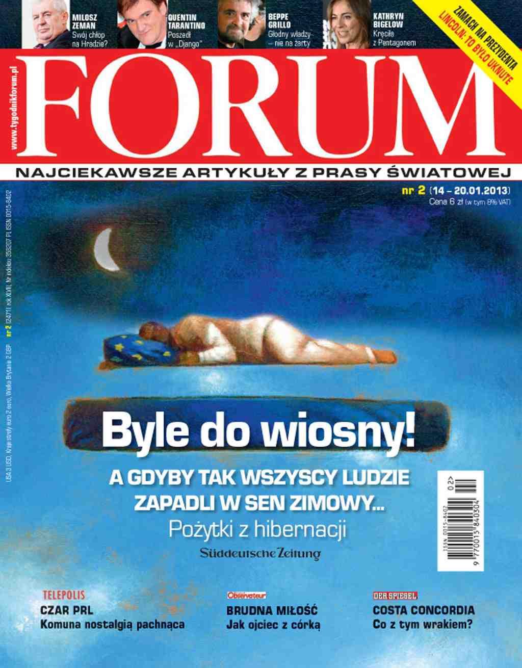 Forum nr 2/2013 - Ebook (Książka PDF) do pobrania w formacie PDF