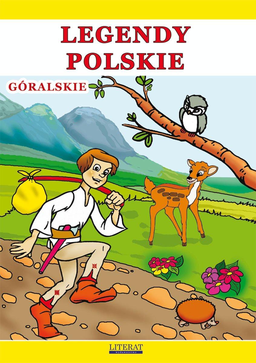 Legendy polskie – góralskie - Ebook (Książka PDF) do pobrania w formacie PDF