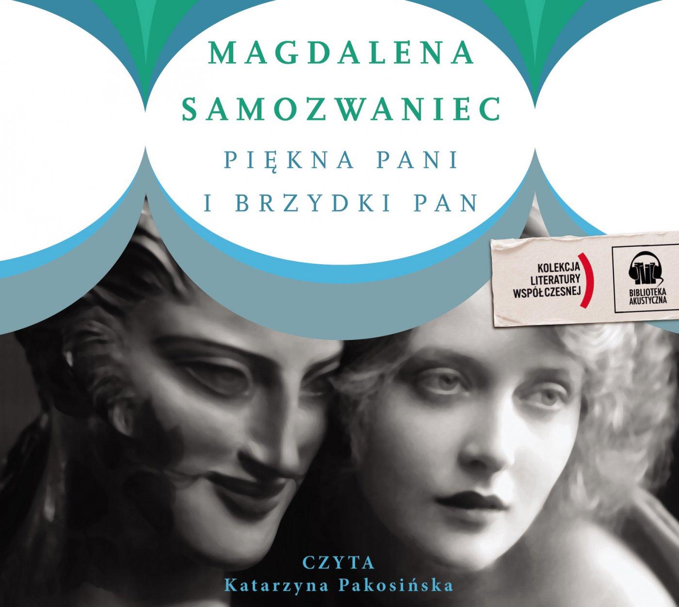 Piękna pani i brzydki pan - Audiobook (Książka audio MP3) do pobrania w całości w archiwum ZIP
