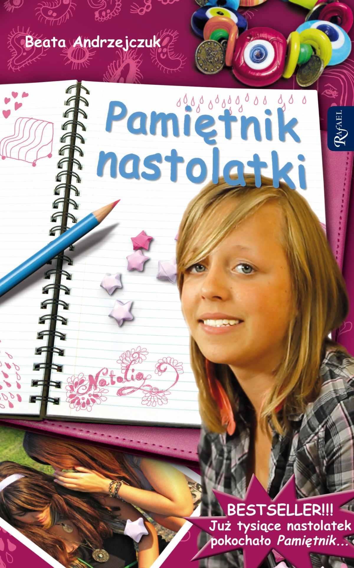 Pamiętnik nastolatki 1 - Ebook (Książka na Kindle) do pobrania w formacie MOBI
