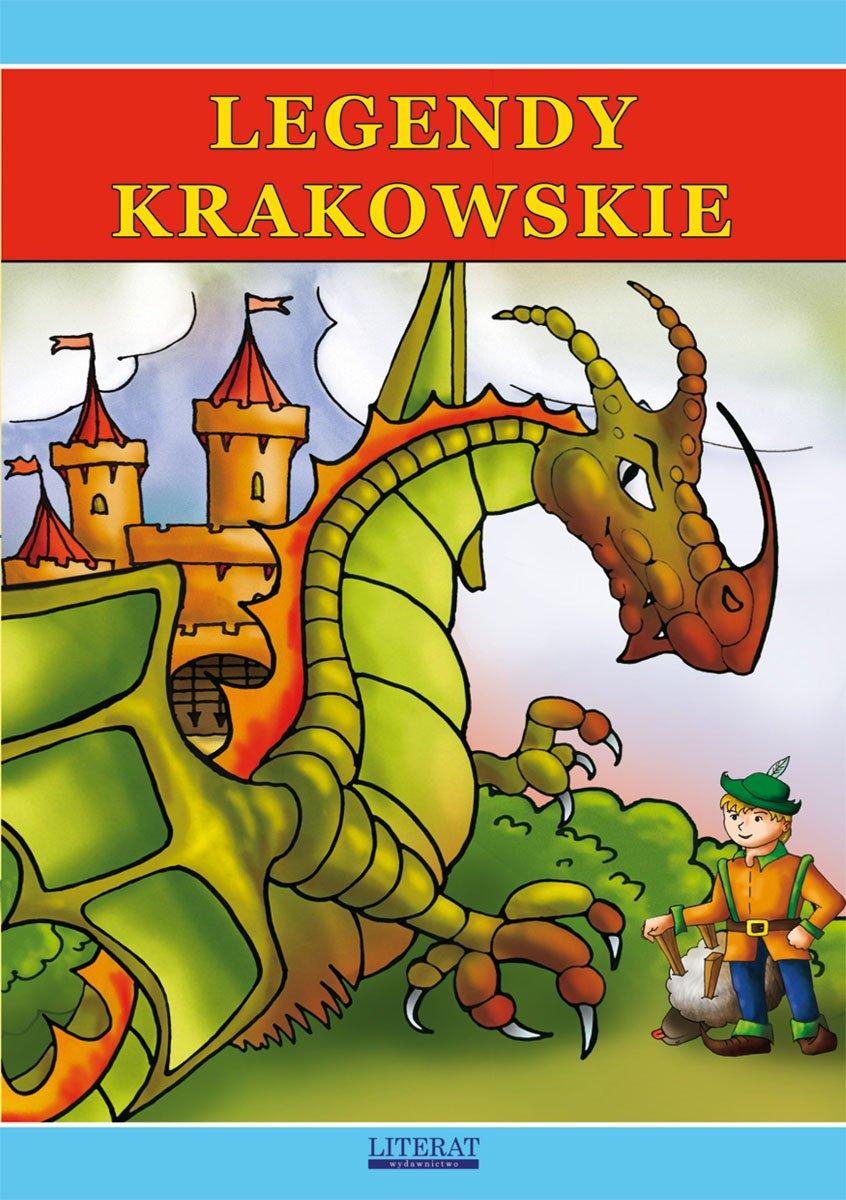 Legendy krakowskie - Ebook (Książka PDF) do pobrania w formacie PDF