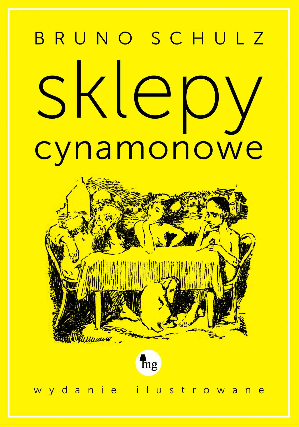 Sklepy cynamonowe - wydanie ilustrowane - Ebook (Książka na Kindle) do pobrania w formacie MOBI