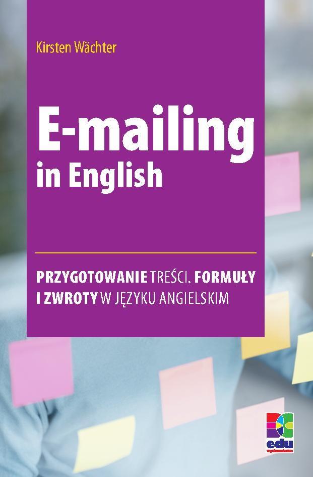 E-mailing in English - Ebook (Książka PDF) do pobrania w formacie PDF