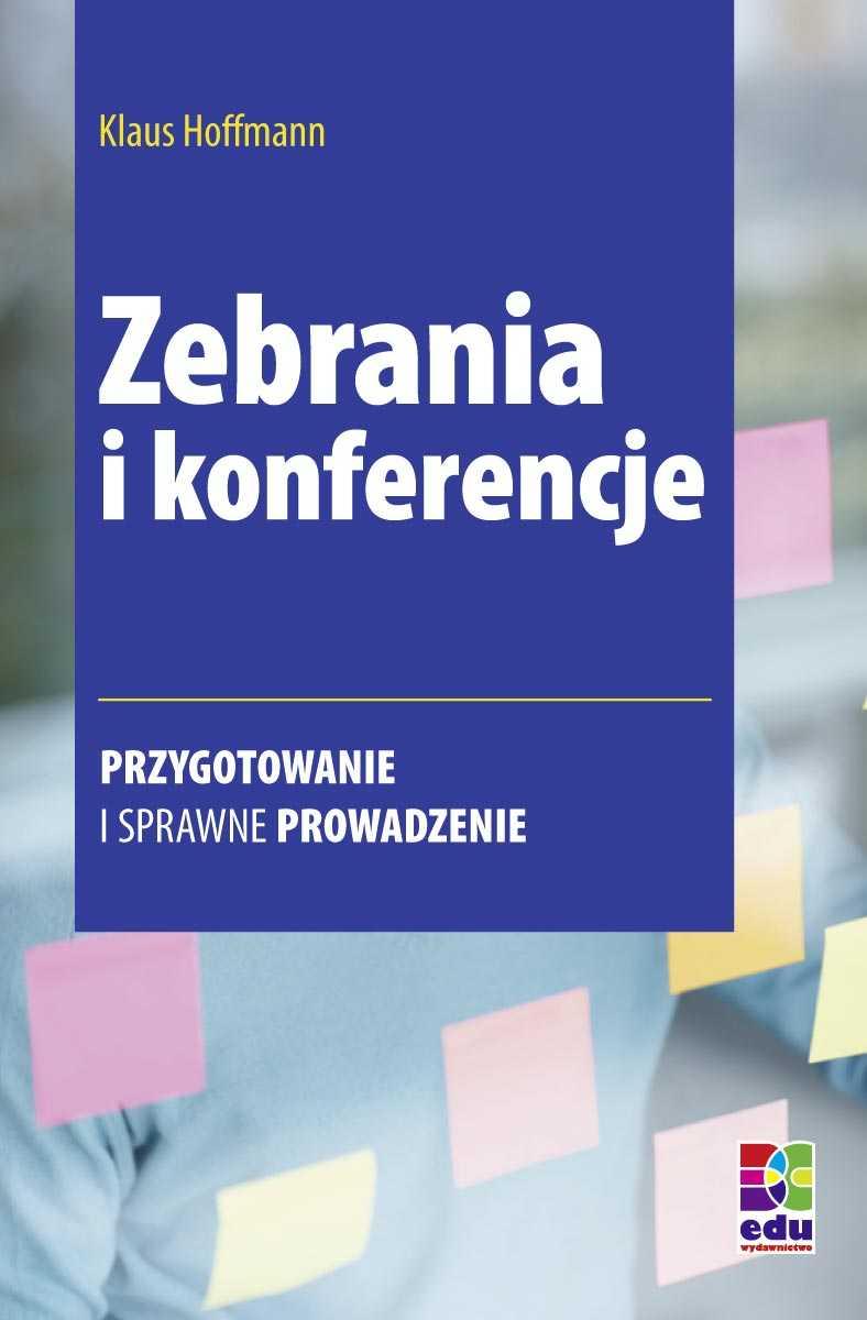 Zebrania i konferencje - Ebook (Książka PDF) do pobrania w formacie PDF