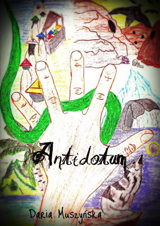 Antidotum - Ebook (Książka na Kindle) do pobrania w formacie MOBI