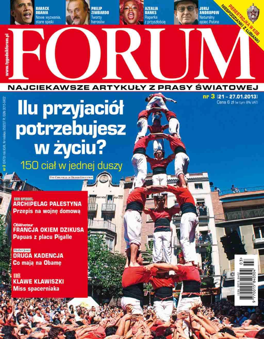 Forum nr 3/2013 - Ebook (Książka PDF) do pobrania w formacie PDF